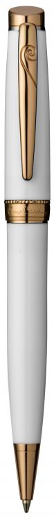 Шариковая ручка Pierre Cardin, LUXOR, корпус и колпачок - латунь и лак