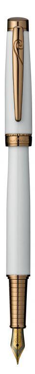Перьевая ручка Pierre Cardin, LUXOR,корпус и колпачок - латунь и лак