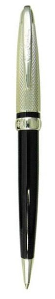 Шариковая ручка Pierre Cardin,ESPACE,корпус - латунь и лак, колпачок - латунь с гравировкой