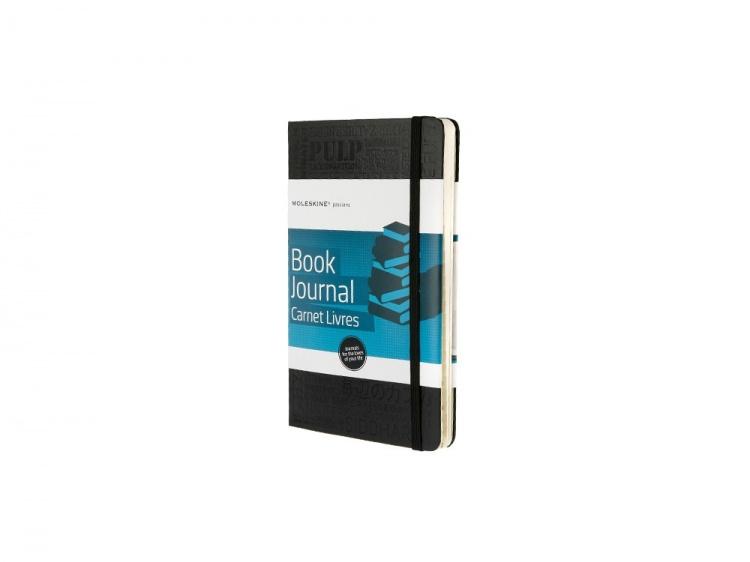 Записная книжка Moleskine Passion Book (Книги), Large (13x21см), черный