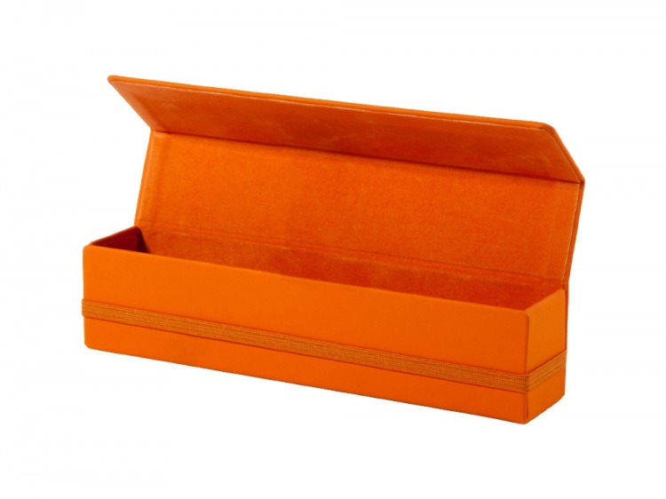 Футляр для очков и ручек Moleskine, оранжевый