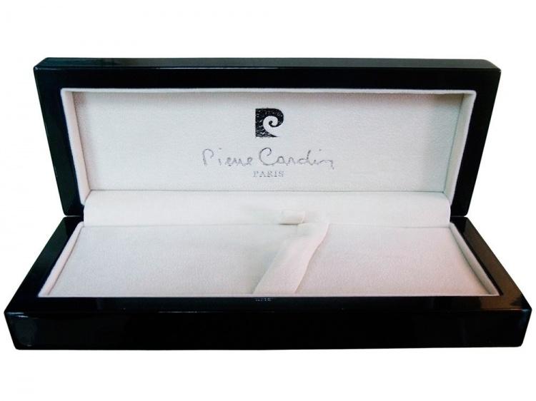 Ручка шариковая SECRET с поворотным механизмом. Pierre Cardin