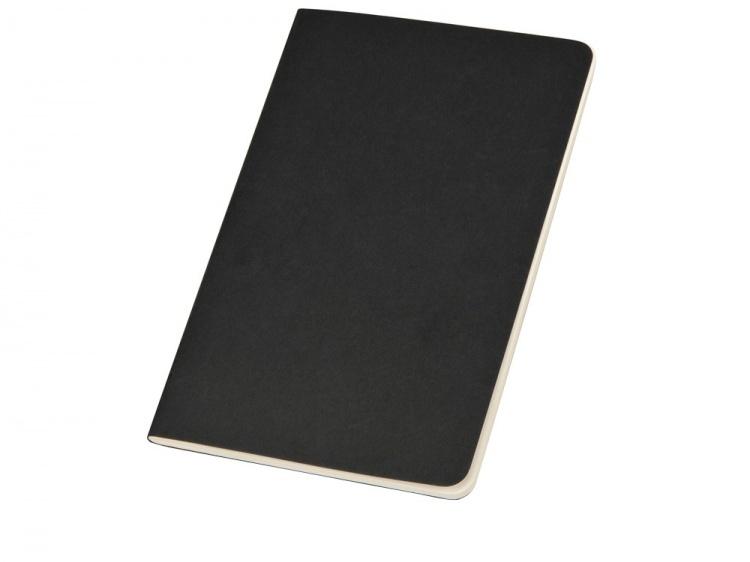 Записная книжка Moleskine Cahier (нелинованный, 1 шт.), Large (13х21см), черный