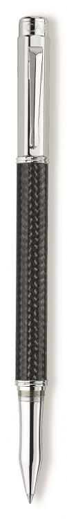 Ручка роллер Carandache Varius Carbon 3000 SP  подар.кор.