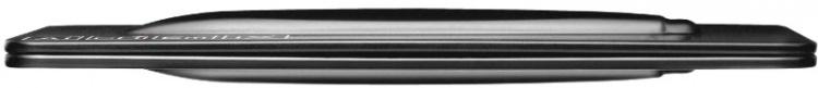 Ручка шариковая Carandache Office Alchemix  корпус:Carbone/Chrome M синие чернила подар.ко