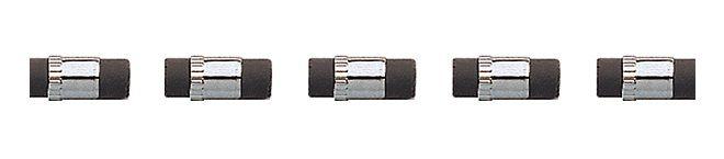 Ластик Cross для механических карандашей без кассеты на 0.5 и 0,7 мм (5 шт); блистер