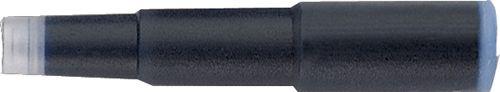 Картридж Cross для перьевой ручки, синий/черный (6шт); блистер