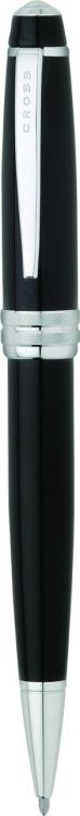 Шариковая ручка Cross Bailey. Цвет - черный.