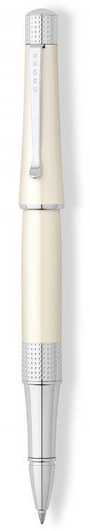 Ручка-роллер Selectip Cross Beverly. Цвет - белый.