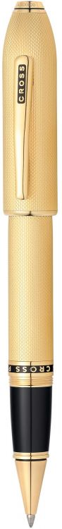 Ручка-роллер Selectip Cross Peerless 125. Цвет - золотистый