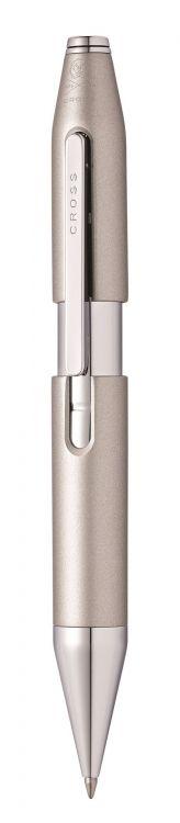 Ручка-роллер Cross X, цвет - серый