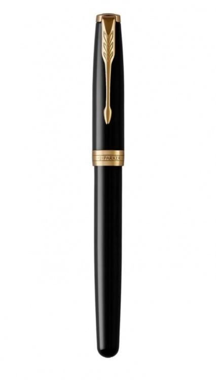 Ручка-роллер Parker Sonnet Black Lacquer