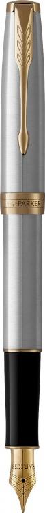 Перьевая ручка Parker Sonnet , Stainless Steel GT