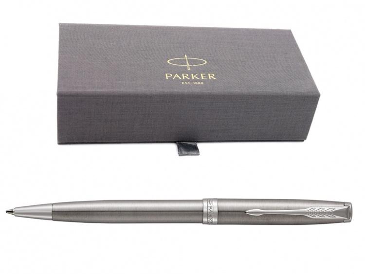 Шариковая ручка Parker Sonnet , Stainless Steel CT