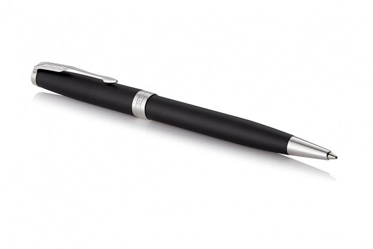 Шарикова ручка Parker Sonnet , Matte Black CT