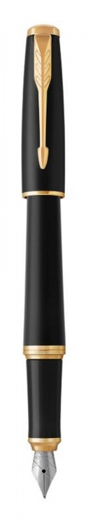 Перьевая ручка Parker Urban  Core, Muted Black GT, F309, перо: F