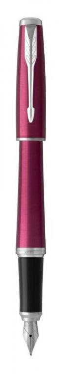 Перьевая ручка Parker Urban Core, Vibrant Magenta CT, F309, перо: F