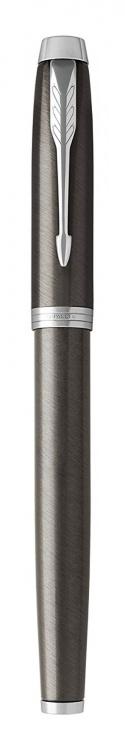 Ручка роллер Parker IM Metal Core Dark Espresso CT