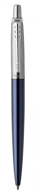 Подарочный набор с блокнотом и Шариковая ручка Parker Jotter Essential, Royal Blue CT
