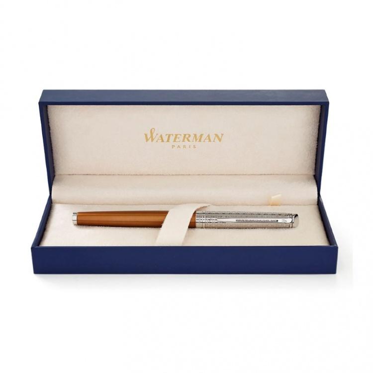 *Перьевая ручка Waterman Hemisphere Deluxe Privee - Bronze CT