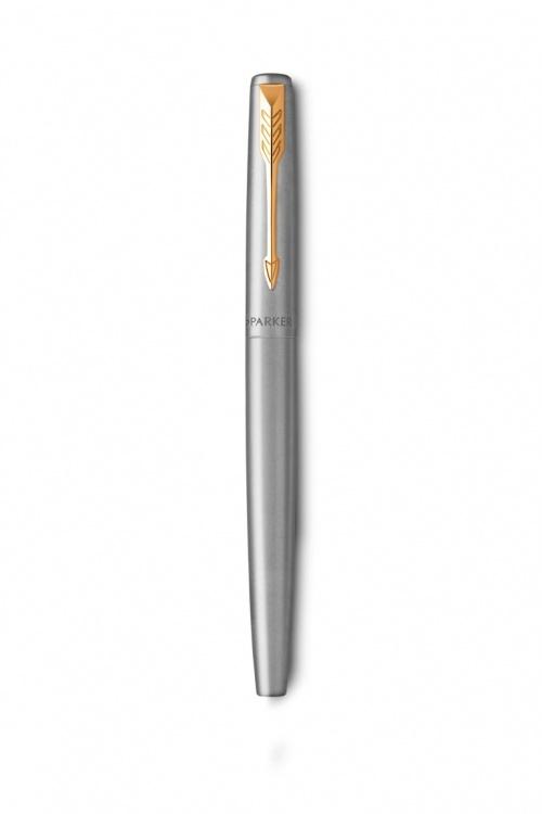 Ручка перьевая Parker Jotter Stainless Steel GT