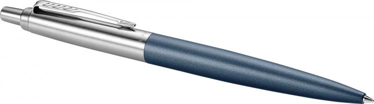 Шариковая ручка Parker Jotter XL, Blue CT, стержень: M