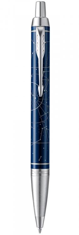 "Шариковая ручка ""Parker (Паркер) IM Premium SE  Midnight astral ""."
