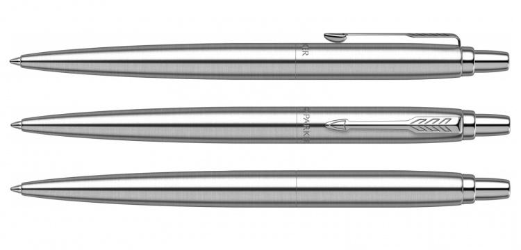 Jotter XL SE20 Monochrome в подарочной упаковке, цвет: Grey, стержень Mblue