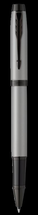 Ручка-роллер Parker  IM MGREY BT  F.BLK в подарочной упаковке