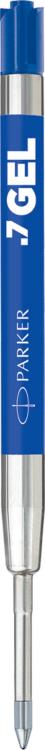 """Набор в блистере: Ручка гелевая """"Parker Jotter Blue"""" + 5 гелевых стержней, цвет Синий, толщина линии M (0.7)"""