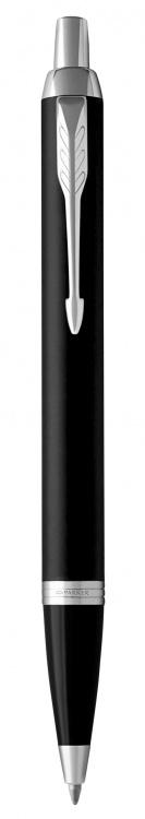 Шариковая ручка Parker IM Mat Black CT  M Blue