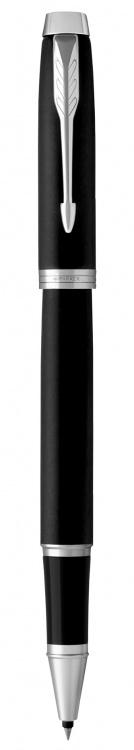 Ручка-роллер Parker IM Mat Black CT F Blk