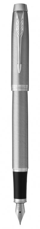 Перьевая ручка Parker IM Stainless Steel CT