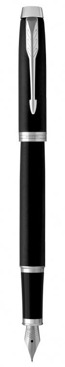 Перьевая ручка Parker IM Mat Black CT  F