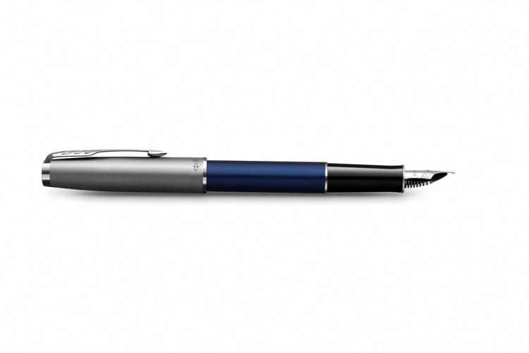Перьевая ручка Parker Sonnet Entry Point Blue Steel в подарочной упаковке