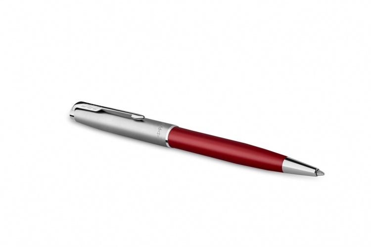 Шариковая ручка Parker Sonnet Entry Point Red Steel в подарочной упаковке
