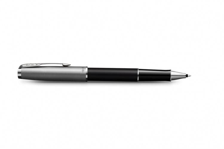 Ручка-роллер Parker Sonnet Entry Point Black Steel в подарочной упаковке