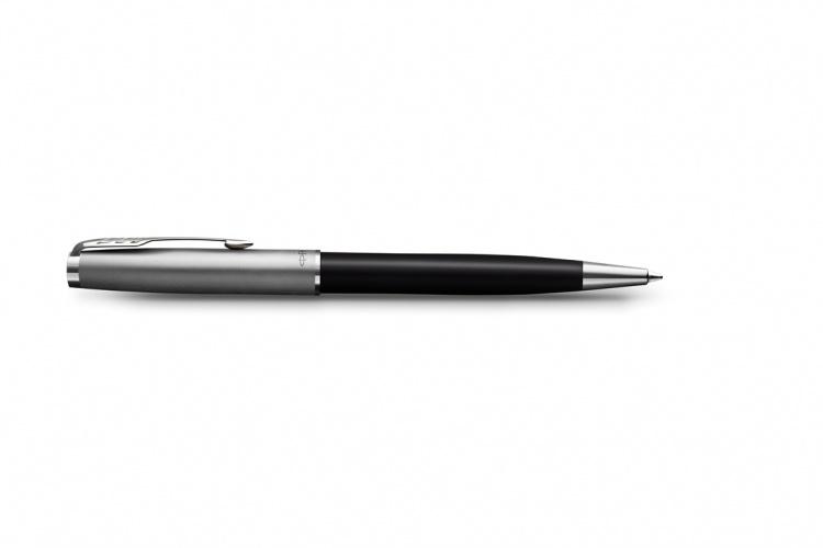 Шариковая ручка Parker Sonnet Entry Point Black Steel в подарочной упаковке
