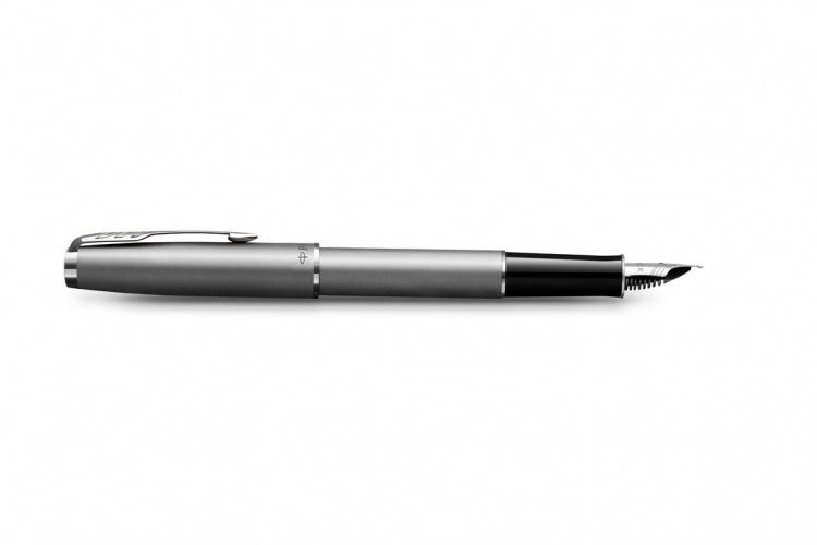 Перьевая ручка Parker Sonnet Entry Point Stainless Steel в подарочной упаковке