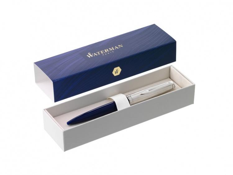 Шариковая ручка Waterman Embleme, цвет: BLUE CT, стержень: Mblue