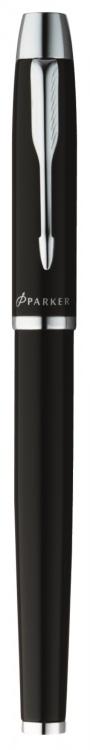 Перьевая ручка Parker IM Metal, F221, цвет: Black CT, перо : M