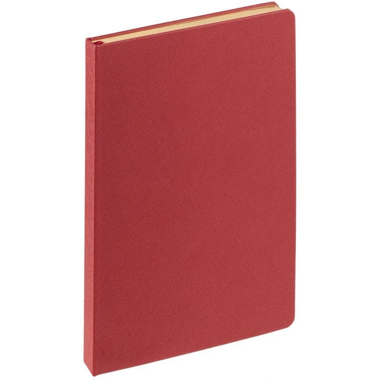 Подарочный набор: Ручка перьевая Parker Jotter Stainless Steel GT и Ежедневник недатированный красный