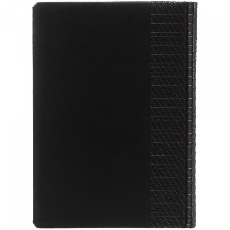 Подарочный набор: Ручка перьевая Parker Jotter Stainless Steel GT и Ежедневник недатированный черный