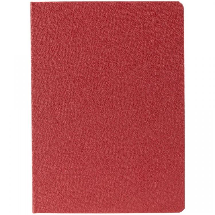 Подарочный набор: Ручка-роллер Parker (Паркер) Jotter Core T63 Kensington Red CT M F.BLK и Ежедневник Saffian недатированный красный