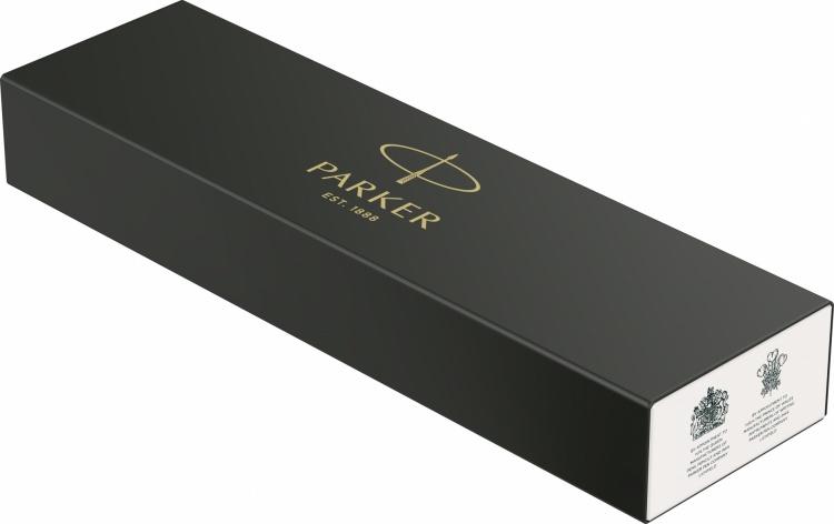 Подарочный набор: Шариковая ручка Parker  Jotter XL SE20 Monochrome в подарочной упаковке, цвет: Black, стержень: Mblue и Ежедневник синий недатирован