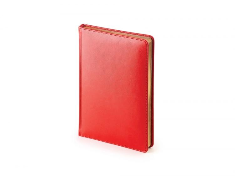 Подарочный набор: Jotter XL SE20 Monochrome в подарочной упаковке, цвет: Pink Gold, стержень Mblue и Ежедневник красный недатированный  «Sidney Nebras