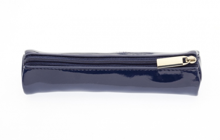 Подарочный набор Шариковая ручка Waterman Hemisphere Entry Point Stainless Steel with Black Lacquer с чехлом на молнии