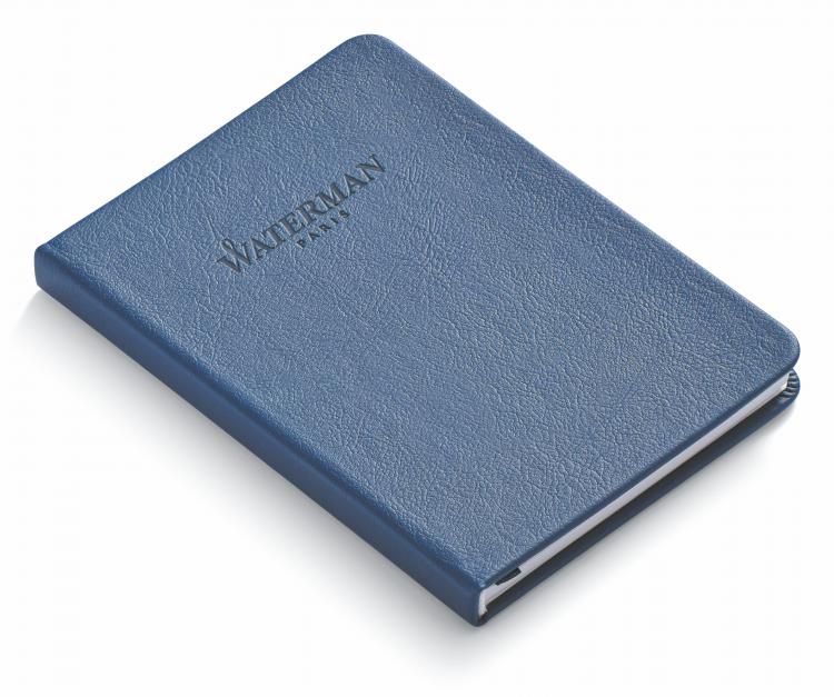 Подарочный набор Шариковая ручка Waterman Perspective, цвет: Silver CT, стержень Mbue с органайзером