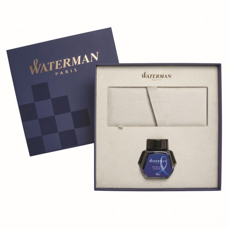 Подарочная коробка Waterman с чернилами