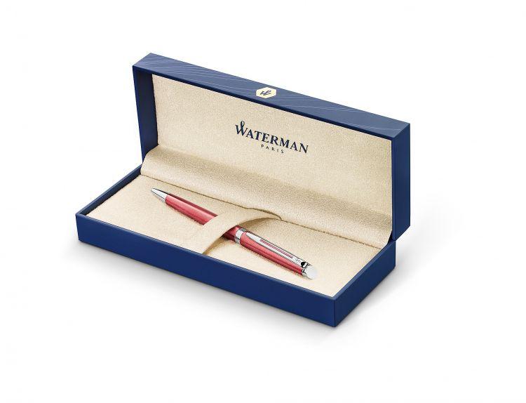 Шариковая ручка Waterman Hemisphere 2018, Coral Pink CT, MBlue